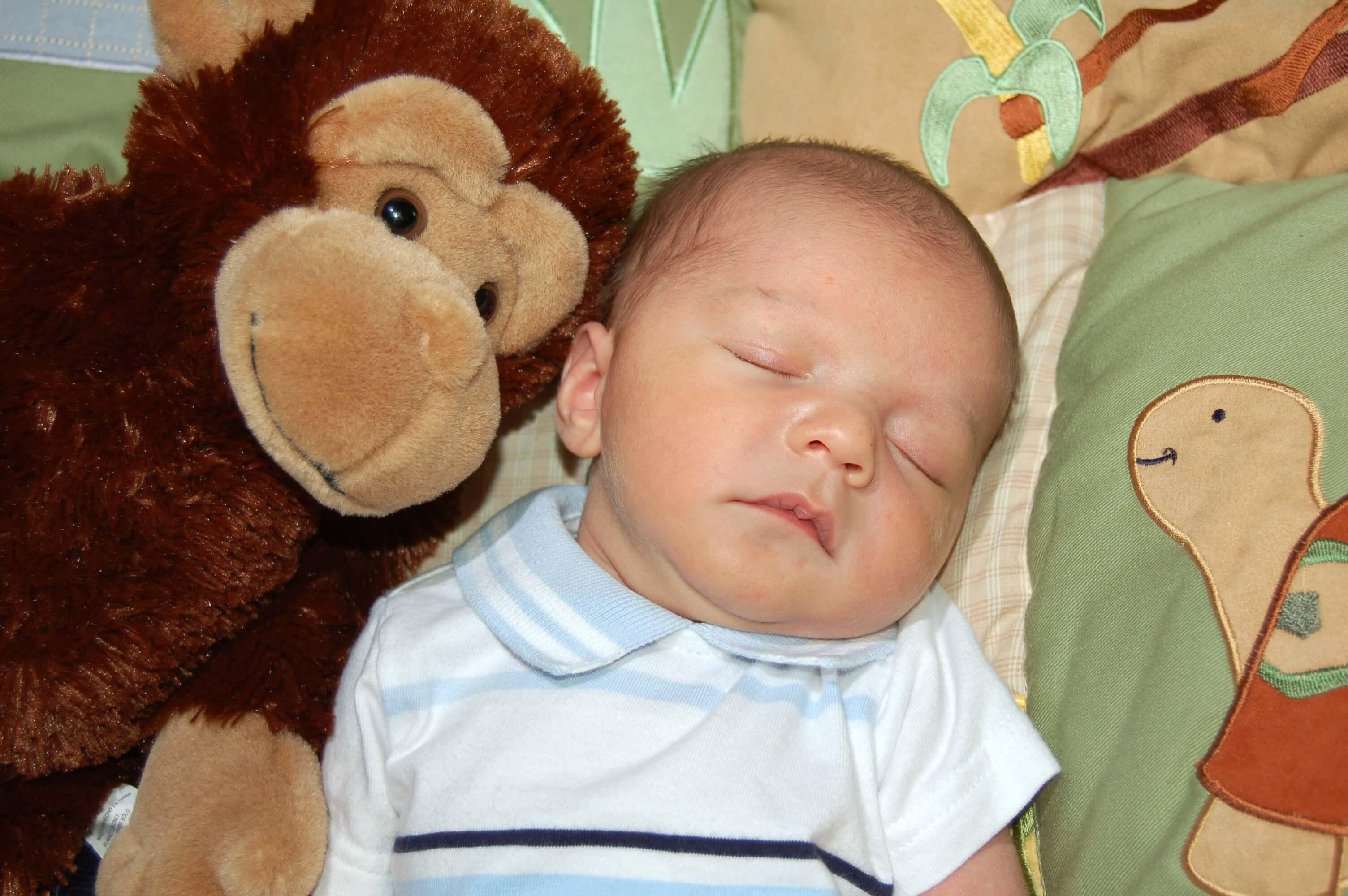 Schlafen dank der Ferber-Methode
