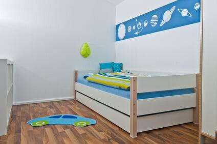 Wandtattoos im Kinderzimmer