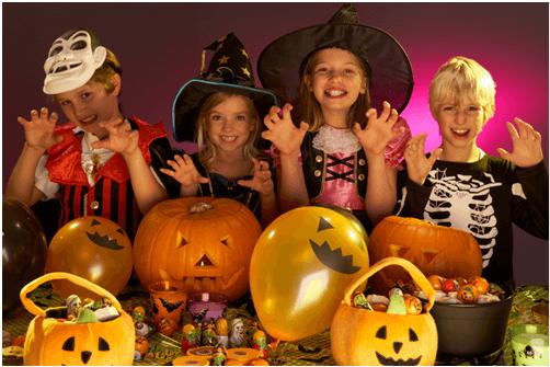 halloween kiddies