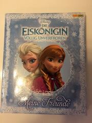 Ein Freundebuch mit Anna und Elsa